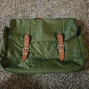 Brand New messenger bag with strap.